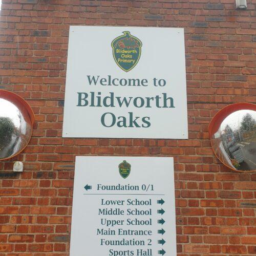 Blidworth Oaks
