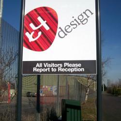 T4 Design Signage